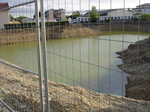 Un lac à Virebent ?